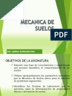 Mecanica de Suleos Clase 1