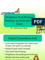 Patologis Pd Lansia