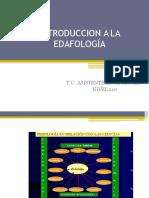 INTRODUCCIONAEDAFOLOGIA