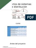 Proyecto de Sistemas de Distribución