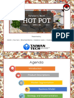Group 4 - Taiwan's Best Hot Pot