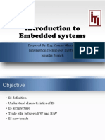 Intro to Embedded D5