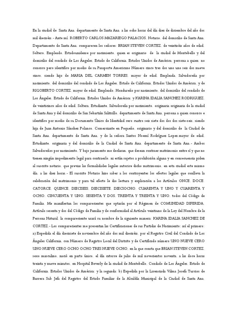 Famoso Condado De Partida De Nacimiento De Los Ángeles Motivo - Cómo ...