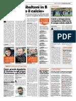 La Gazzetta dello Sport 19-10-2017 - Serie B