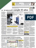 2009-07-01 - El Walkman cumple 30 años