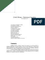 Cristi Mirea - Hemoglobina vol 4