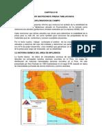 Estudio Geotecnico Represa tablachaca