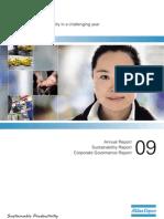 Atlas Copco Annual Report 2009_tcm10-1201956