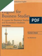 Cambridge - English for Business Studies Teacher Book 3rd Edition (1).pdf