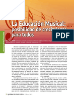 016 EducacioYn Musical
