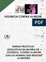 Violencia Contra La Mujer.