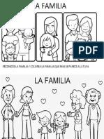 Ficha La Familia