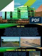 Red Vial-elementos de La Red Vial