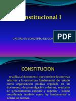 constitucional exposicion