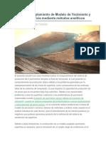 Studio de Acoplamiento de Modelo de Yacimiento y Red de Superficie Mediante Métodos Analíticos