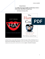 Book Review-Funny Science