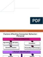 Personal Fators