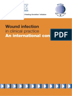 Wound Infection;Best Practice