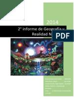Grandes Civilizaciones Andinas_2° Informe_Geografia y Realidad Nacional_UNI