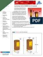 C1076PE Manual Pumps Series 156000