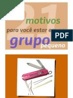 Orientação Grupo Pequeno-gv