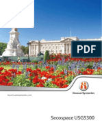Secospace USG5300