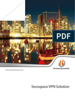 Secospace VPN Solution