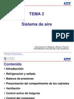 Tema 2 Subsistemas - Sistema de Aire