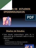 diseños epidemiológicos