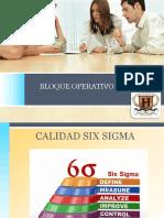 Tema 7 Calidad Six Sigma