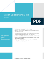 Kasus Alcon Laboratories (Revised)