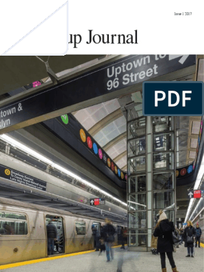 The Arup Journal Issue 1 2017 | Tunnel | Civil Engineering
