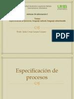 3.1.3especificacion de Procesos