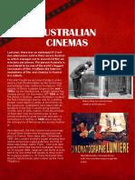 Australian Cinemas