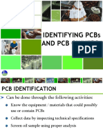 Identifying PCBs and PCB Owners