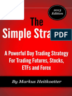 The Simple Strategy - Markus Heitkoetter