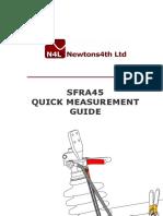 SFRA45 Quick Measurement Guide1