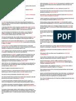 Real Estate Taxation Terminologies