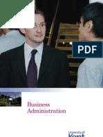 Business Admin