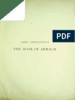 Gwynn Transcription Book of Armagh1913