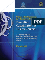 CIKR protection capabilities for fusion centers s.pdf