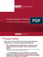 Personal vs Process Safety v3