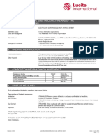 Data Sheet LuciteLux