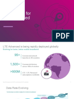 Leading the Path Towards 5g With Lte Advanced Pro1