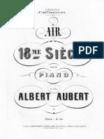Albert Aubert