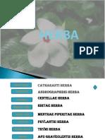 Farmakognosi 2017 Herba