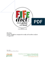 FifeDiet Carbon Report 3 August