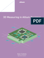Altium WP 3D Measuring in Altium Designer WEB