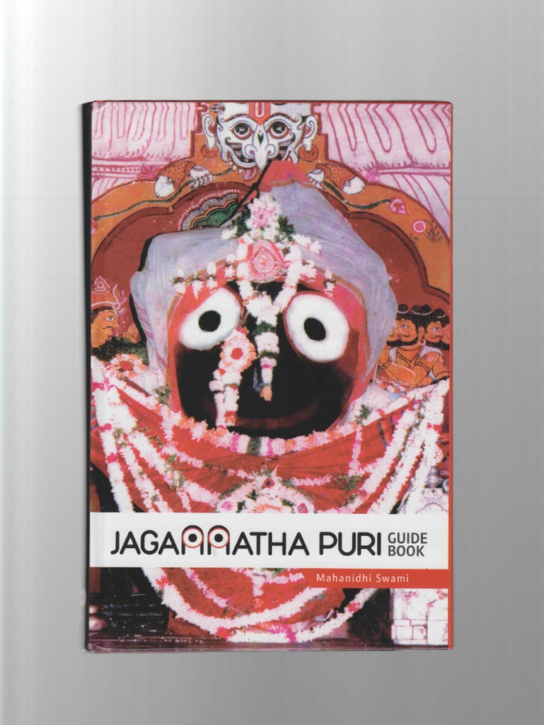 Jaganatha Puri(Guide Book) pdf | Indian Religions | Polytheism