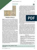 25 Pir Madhavacharya